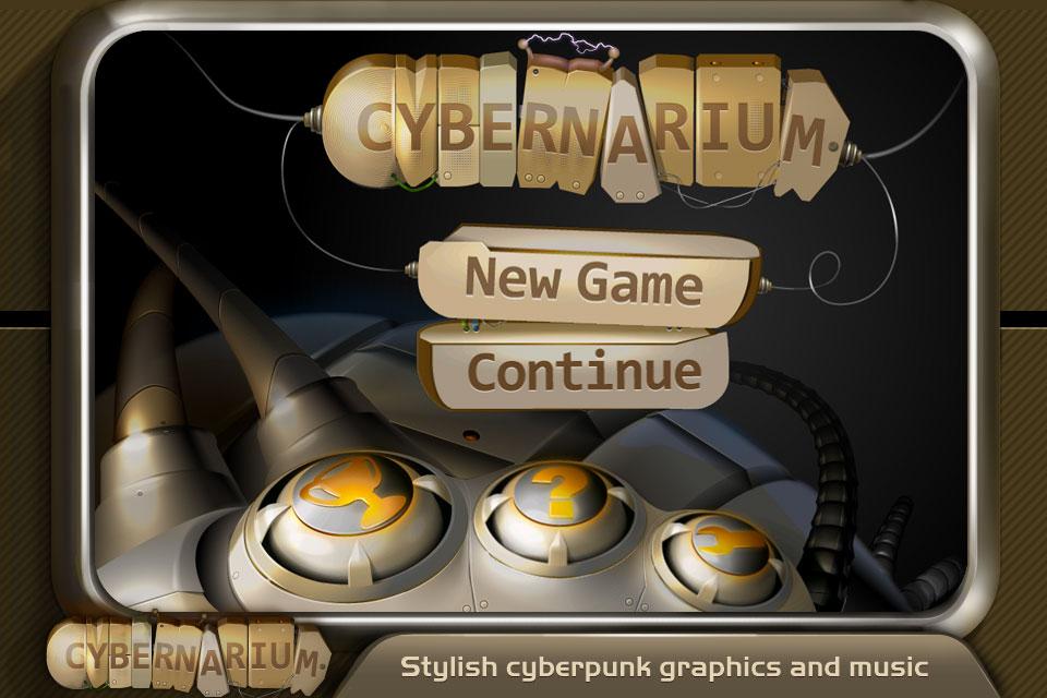 Smartphoneware:: Cybernarium